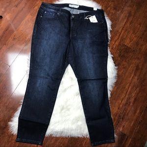 Torrid NWT Dark Wash Skinny Jeans 20